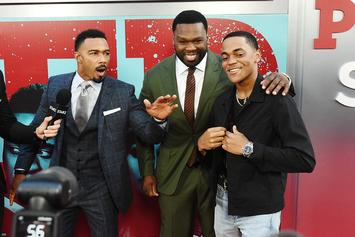 """50 Cent Teases """"Power"""" Prequel: """"Wait Till You See This Sh*t"""""""