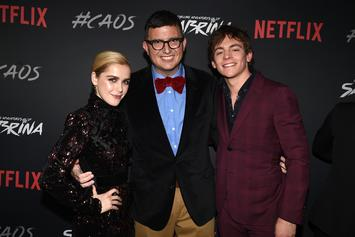 """""""Chilling Adventures Of Sabrina"""" Reportedly Sued By Satanic Temple"""