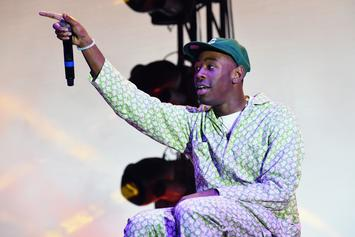 Tyler, the Creator Debuts Camp Flog Gnaw & New Era Headwear Collab