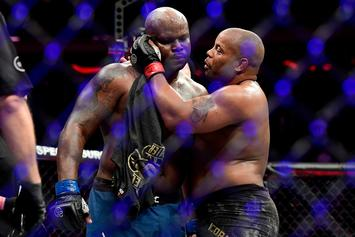 UFC 230: Daniel Cormier Chokes Out Derrick Lewis, The MMA World Reacts