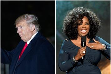 "Donald Trump On His Relationship With Oprah: ""We Did Very Well"""