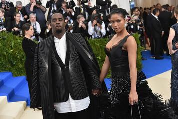 Cassie Posts IG Live Of Diddy, Are They Reunited?