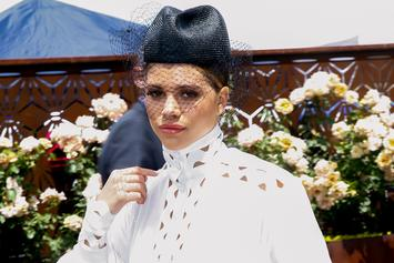 Sofia Richie & Scott Disick's Fight Turns To Tears At Australian Horse Race