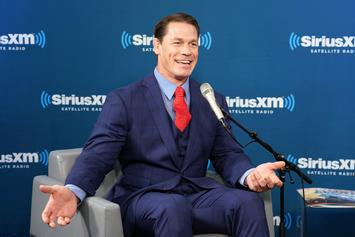 """John Cena Teases Possible Role In """"Captain America"""""""