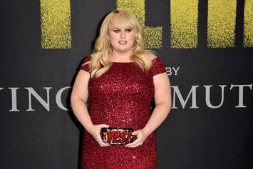 Rebel Wilson Catches Shade For Claiming To Be First Plus-Size Star In A Rom-Com