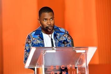 "Frank Ocean's ""Blonded Radio"" Returns To Beats 1"