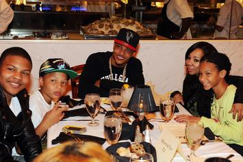 """T.I. & Tiny Give Sex Talk To Their Son King: Resisting The """"Temporary Itch"""""""