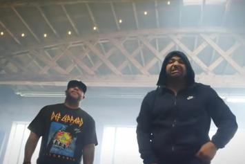 "Joell Ortiz & Apollo Brown Examine The Drug Trade In ""Cocaine Fingertips"""