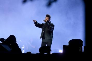 "The Weeknd Announces That He's Working On New Album ""Chapter 6"""