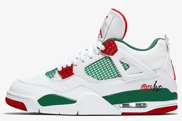 """""""Do The Right Thing"""" Inspired Air Jordan 4s Are In The Works: First Look"""