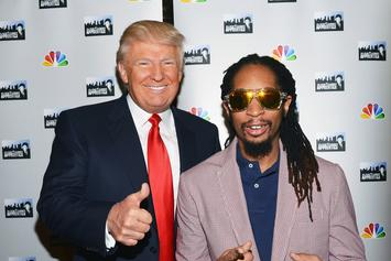 "Donald Trump Doesn't ""Know Who Lil Jon Is"" Despite ""Apprentice"" Role"