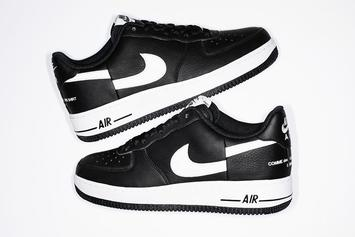 Supreme x Comme des Garcons x Nike AF1 Low Drops Today