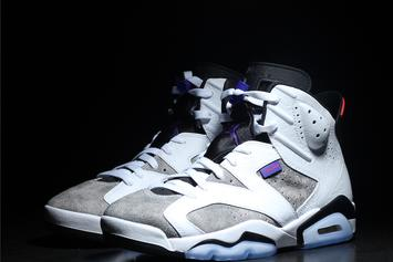 "Air Jordan 6 ""Flint"" To Make Retail Debut In 2019: First Look"
