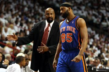 Baron Davis Seeks An NBA Return With The Golden State Warriors