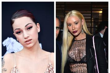 "Iggy Azalea & Bhad Bhabie Attack Each Other's ""Clout"""