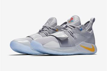Playstation x Nike PG 2.5 Coming Soon: Official Images