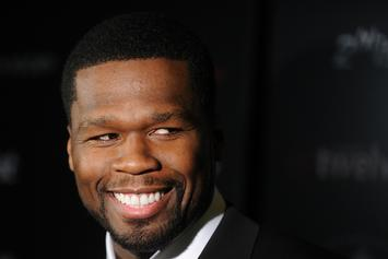 """50 Cent Continues To """"Cyber Bully"""" Juelz Santana With Teeth Memes"""