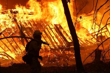 California Wildfires Are The Deadliest And Most Destructive In The State's History