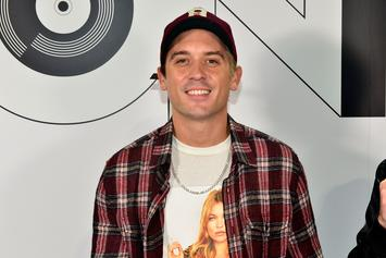 G-Eazy Spotted Making Out With Mystery Blonde Following Halsey Split