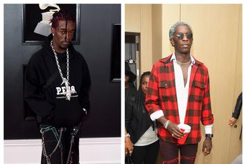"Lil Uzi Vert Wants His Best Friend Young Thug Back: ""Free The Snake"""