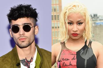 Zayn Teases Upcoming Nicki Minaj Collaboration