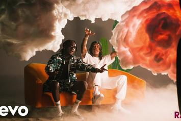 "K Camp & Wiz Khalifa Are Surrounded By Kush ""Clouds"" In New Music Video"