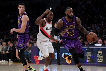 Lebron James Passes Wilt Chamberlain To Take 5th Spot On All Time Scoring List