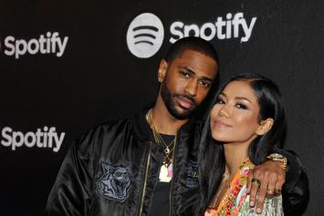 Jhene Aiko Covers Up Her Massive Big Sean Tattoo