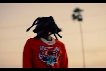 """Mozzy Rolls Dolo In Cinematic """"One Of Mines"""" Visuals"""
