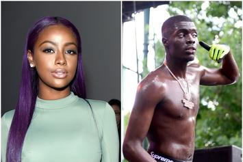 Justine Skye Appears To Accuse Sheck Wes Of Abusive Behaviour