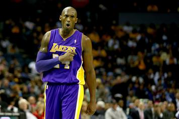 Kobe Bryant Will Channel Lil Wayne If He's Forced To Testify According To His Attorney