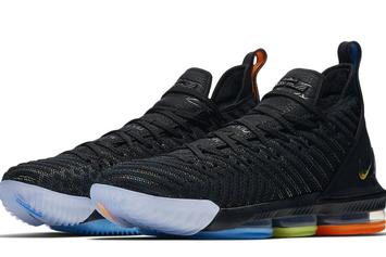 "Nike LeBron 16 ""I Promise"" Draw Open Now Thru Black Friday"