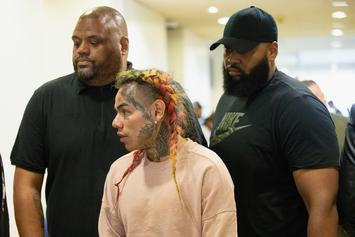 "6ix9ine's Lawyer Says Client Is A Rapper Who Portrays A ""Gangster Image"": Report"