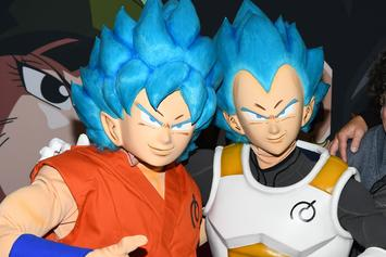 "Grab This Life-Size ""Dragon Ball Z"" Vegeta Statue For Just $4,000"
