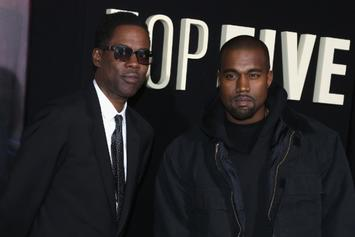 "Chris Rock Dubs Kanye West's ""My Beautiful Dark Twisted Fantasy"" The GOAT Album"