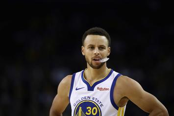 Stephen Curry's Porsche Takes A Beating In Multi-Car Accident