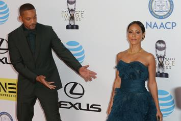 "Jada Pinkett Smith Says She's ""Not Mature Enough To Have A Divorce"""