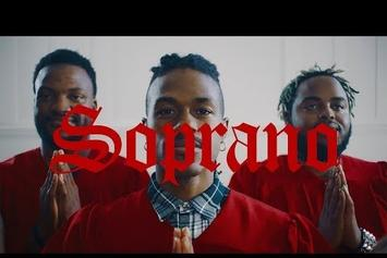 "DUCKWRTH Takes Us To Church In ""SOPRANO"" Video"