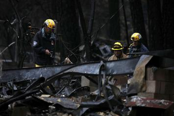 Deadliest Wildfire In California History Finally Contained