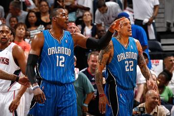 Matt Barnes & Stephen Jackson Speak On Dwight Howard's Alleged Sex Scandal