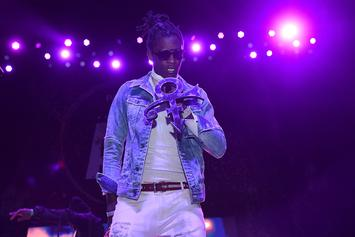 """Young Thug, Swae Lee, & Mike WiLL Post Up: """"The Human Highlight Reels"""""""
