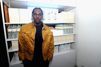 """Pusha T Teams Up With 1800 Tequila To Curate """"1800 Seconds"""" Compilation"""