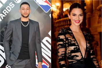 "Kendall Jenner & Ben Simmons Reportedly Not Exclusive But Still ""Hooking Up"""