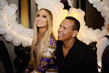 Jennifer Lopez Makes It Clear She's Not Marrying Alex Rodriguez Soon
