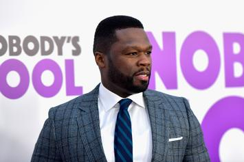 "50 Cent Savagely Says He ""Wouldn't Have A Bad Day"" If His Son Died"