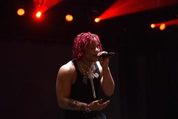 "TrippIe Redd's Crowd Launch ""Free 6ix9ine"" Chant During Concert"