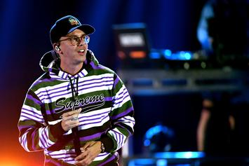 """Logic Continues His """"Freestyle Fridays"""" With A Fifth Entry"""