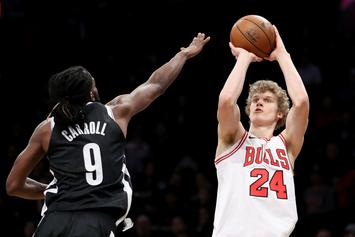 Bulls' Lauri Markkanen Expected To Return Vs Rockets Tonight