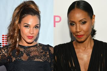 """Jada Pinkett Was Forced To Get Along With Will Smith's Ex-Wife: """"It's A Process"""""""
