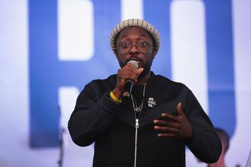 """Will.i.am Says Current Hip-Hop Doesn't Take Much Skill: It's """"The Lowest-Hanging Fruit"""""""